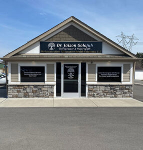 Dr. Jaison Golojuh Office